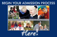 Begin your admission process here!